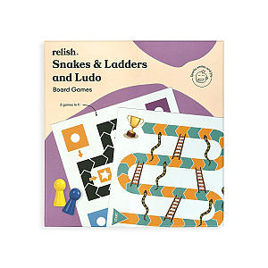 Active Minds Snakes & Ladders