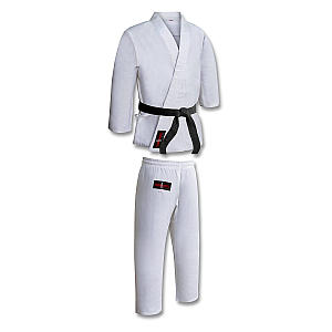 Adult White Karate Suit