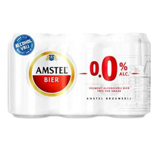Amstel Non Alcoholic Beer