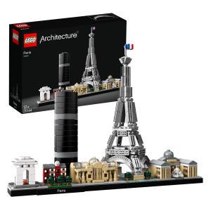 Architecture Paris Model Building Set