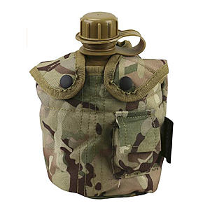 Army Combat Military Water Bottle