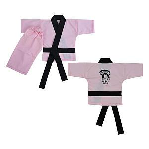 Baby Girl Karate Uniform