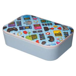 Retro Gaming Design Lunch Box