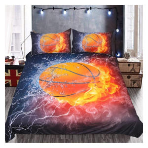 Basketball Duvet Set