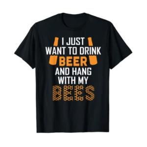 Bee Keeper Novelty T Shirt