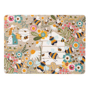 Bee Keeper Placemat Pk4
