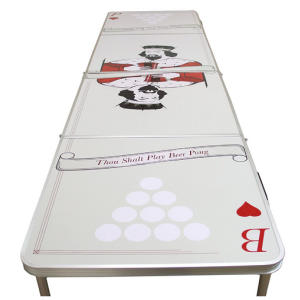 Beer Pong Table Drinking Games