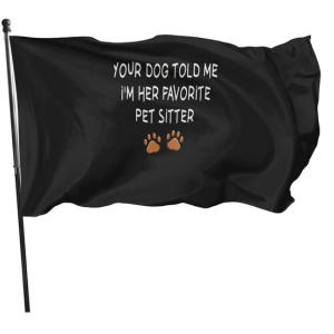 Best Dog Sitter Ever Banner