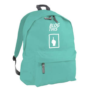 Blog This Backpack