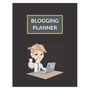 Blogging Planner Journal
