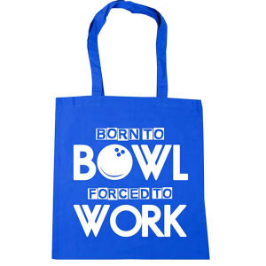 Novelty Born To Bowl Bag