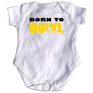 Funny Bowls Babygrow
