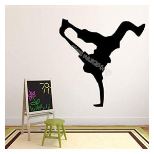 Break Dancer Vinyl Wall Sticker