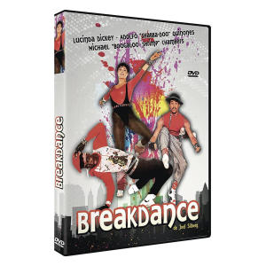 Breakdance DVD - Joel Silberg
