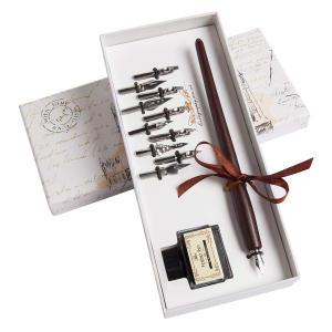 Calligraphy Fountain Dip Pen Set