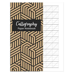 Calligraphy Paper Notebook