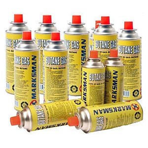 Camping Butane Gas Bottles Canisters