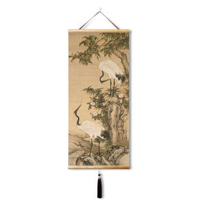 Canvas Hanging Feng Shui Decoration