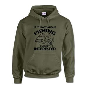 Carp Fishing Hoodie