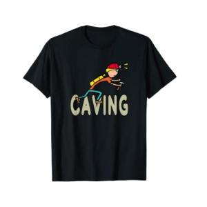 Caving T Shirt