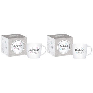 New Parents Mugs