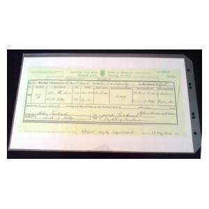 Certificate Sleeves Acid Free