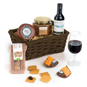 Cheese, Chutney and Wine Hamper