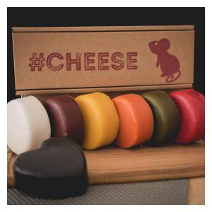 Cheese Rainbow Box