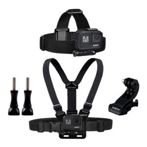 Go Pro Chest and Head Mount Harness