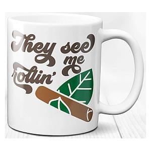 Cigar Lovers Mug