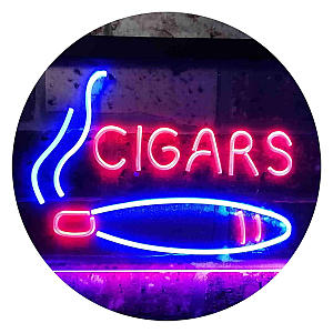 Cigar Lovers Neon Sign