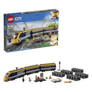 City Trains Passenger Train Set