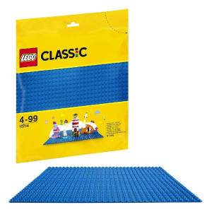 Classic Blue Baseplate 10 X 10 Inch