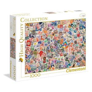 Clementoni High Quality Collection Stamps
