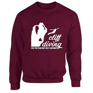 Cliff Diving Sweatshirt