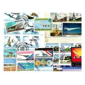 Concorde Stamp Collectors Pack
