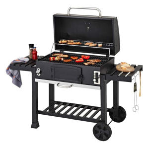 CosmoGrill Outdoor XXL Smoker Barbecue