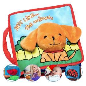 Premium Soft Baby Book First Year