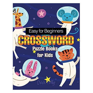Crossword Puzzle Books for Kids