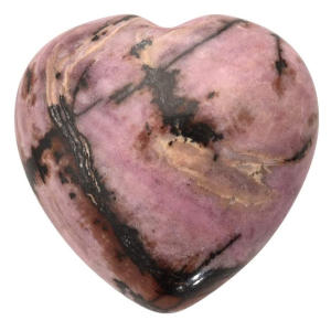 Crystal Heart Energy Stone for Meditation