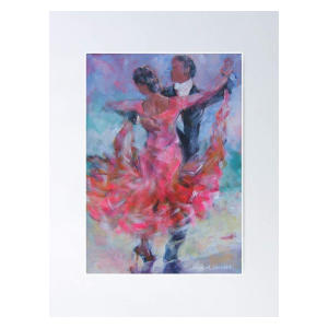 Dance Gallery Poster