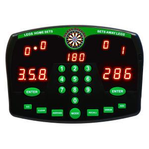 Darts Deluxe Electronic Dart Scorer