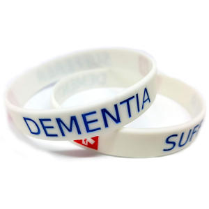 Dementia Sufferer Wristband