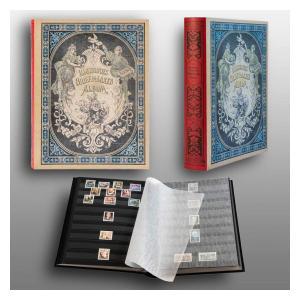 Heritage Design Stamp Collector's Album