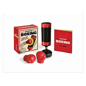 Desktop Boxing: Knock Out Your Stress