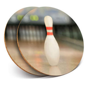 Ten Pin Bowling Coasters