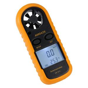 Digital Anemometer LCD Wind Speed Gauge