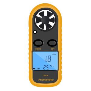 Digital Anemometer Wind-Speed Gauge