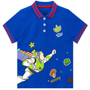 Boys Polo Shirt Toy Story