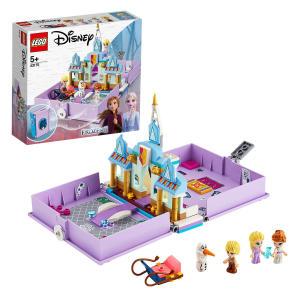 Disney Frozen II Anna and Elsa's Playset